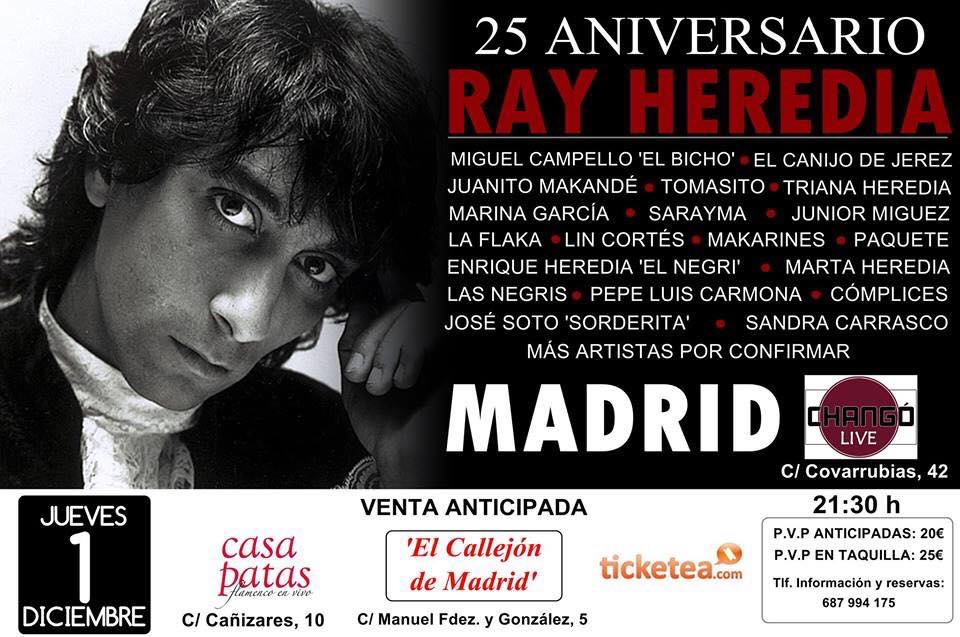 Ray Heredia cartel